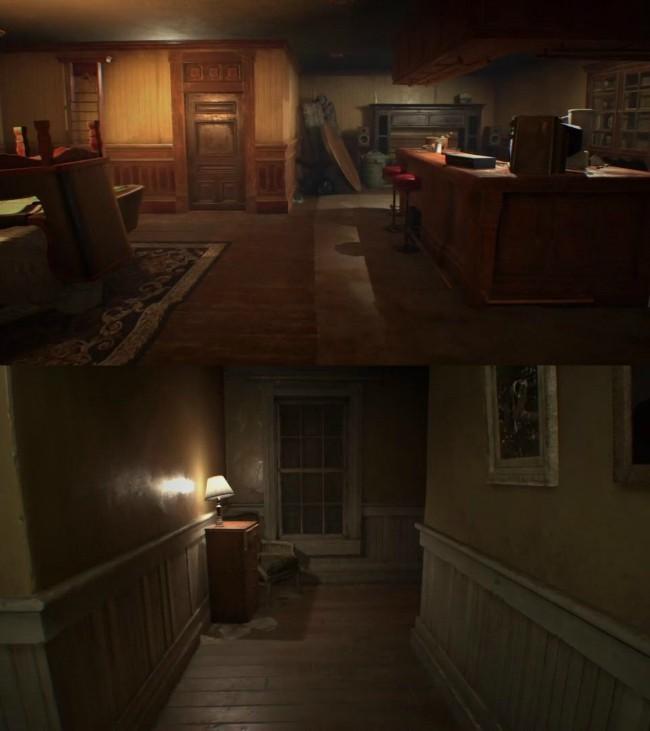 《生化危机7》最新游戏截图
