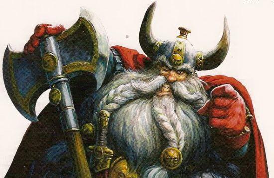 全面战争战锤白矮人为主角