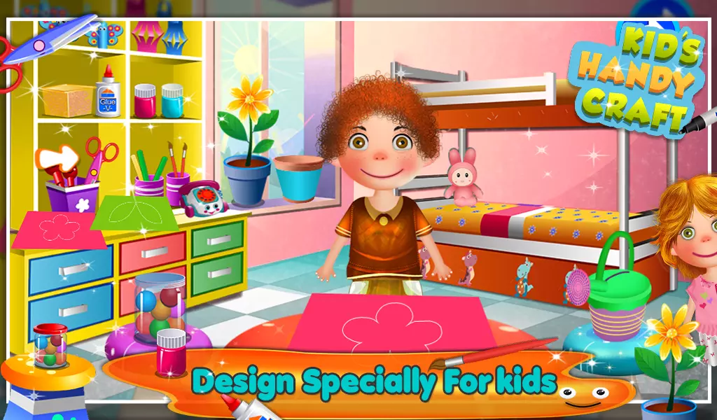 儿童民间手工品,android(安卓)儿童民间手工品游戏