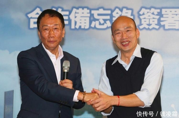 韩国瑜与王金平已见过面 韩阵营:努力促成韩郭会