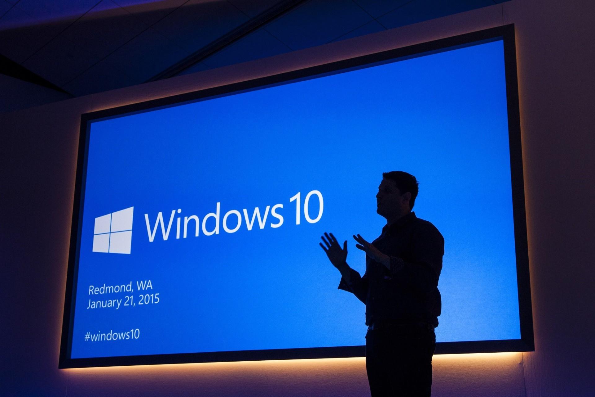 WIN10升级提示将全屏推送
