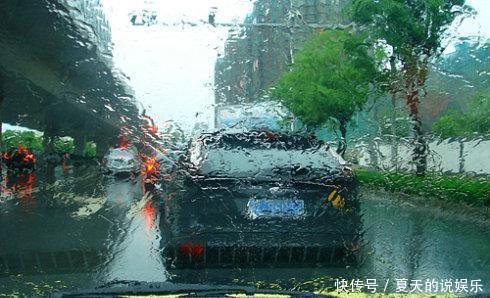 有天窗的车主们,梅雨季若不注意这几点,天窗的寿命也就不长了