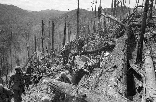 17国60万联军不敢越红线一步:被打怕了 - 一统江山 - 一统江山的博客