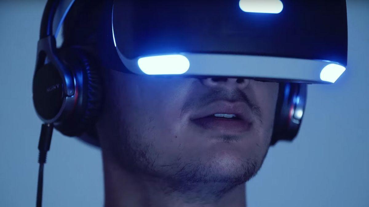 PlayStation VR中国区10月上市