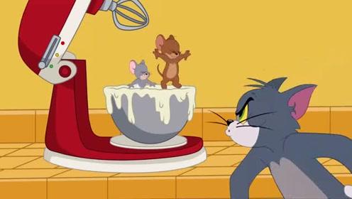 新猫和老鼠 第二季 第 3 集 追逐纸飞机
