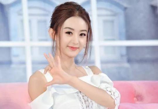 2017明星商业价值榜,赵丽颖甩掉范冰冰勇夺第二,热巴超越baby!