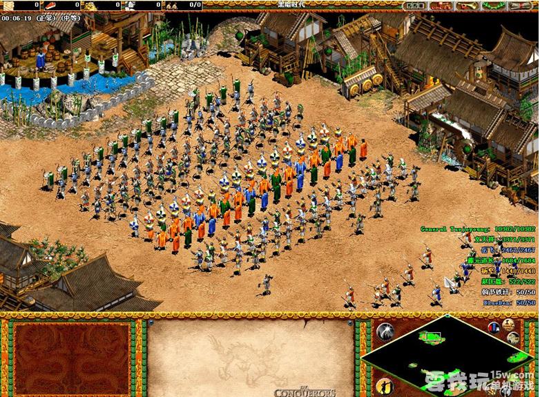 帝国时代2获得逃脱攻略的资源密室图解1413关秘籍所有图片