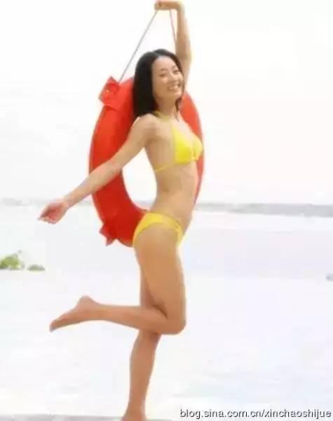 娱乐圈12大美女明星比基尼照,张柏芝最销魂! - 蔷薇花 - 蔷薇花