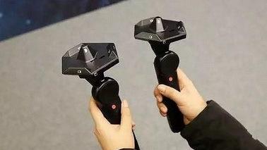 Control VR外设众筹活动开启 可追踪手指运动