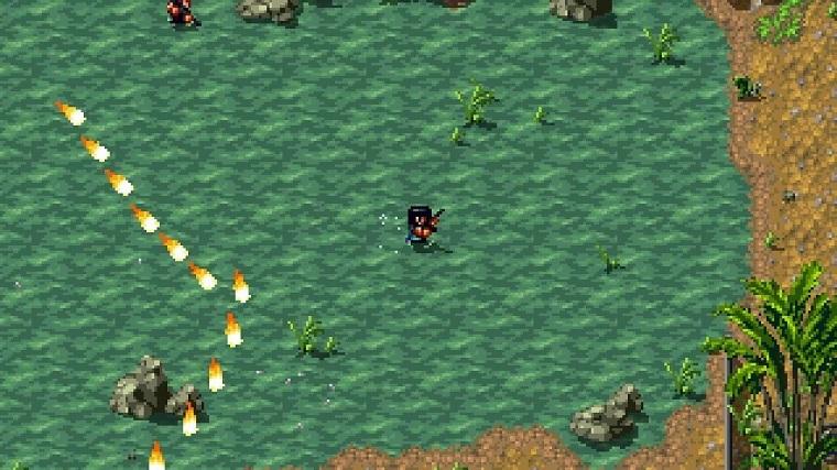 《夏威夷劫案》游戏画面