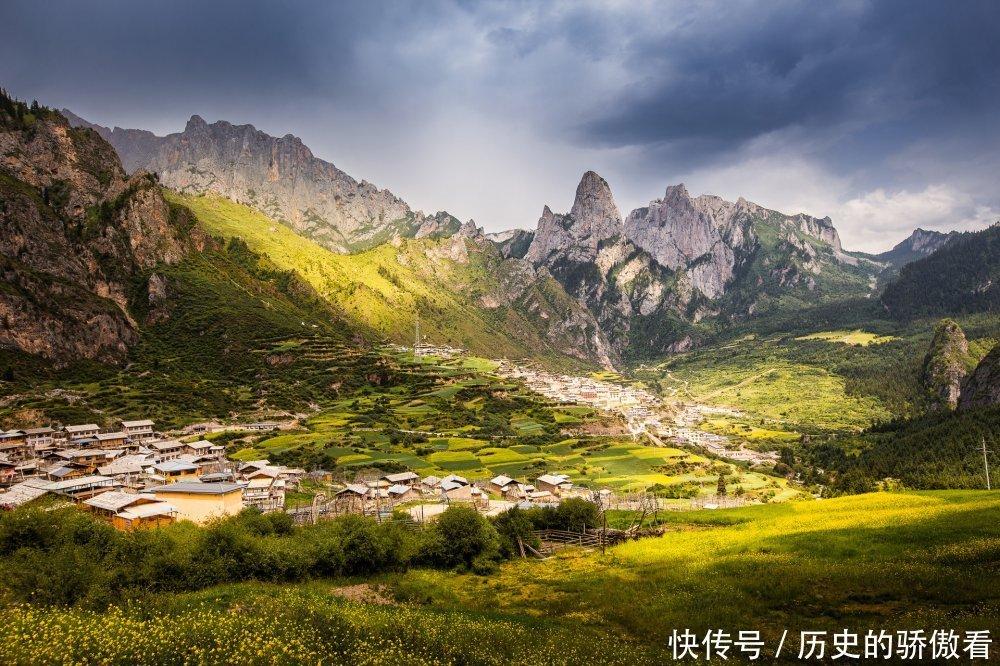 甘肃这座被外国人发现的石城,彷如世外桃源,人间仙境