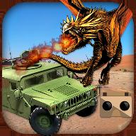 VR Safari Dragon Adventure