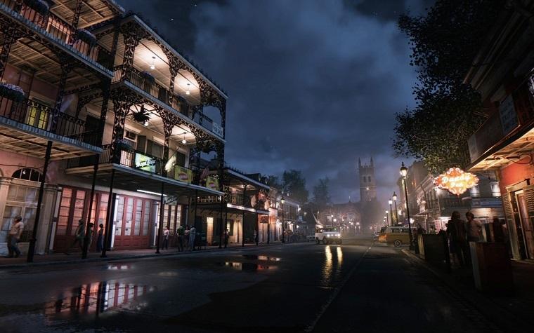 《四海兄弟3》游戏截图(图片来自官方)