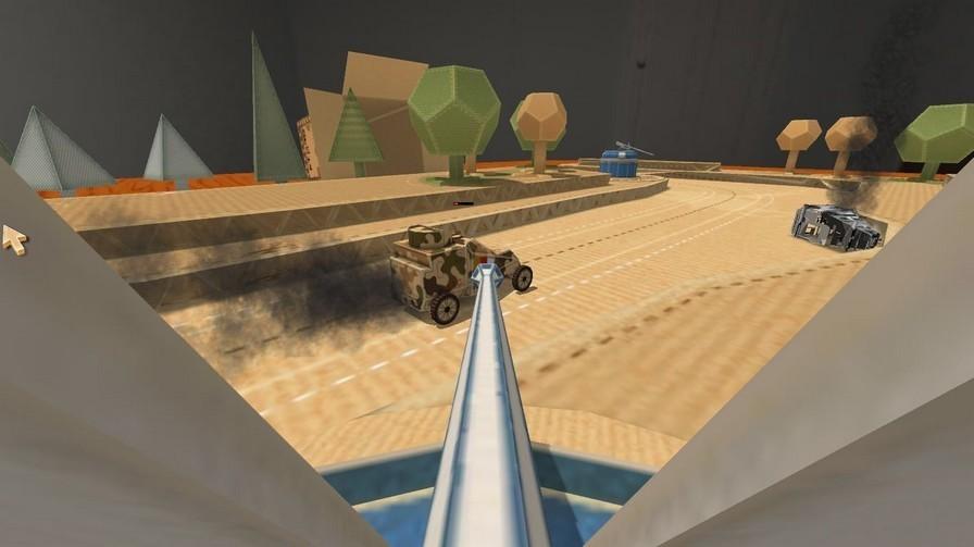 真3d的塔防游戏《战争纸箱坦克》真三国无双3游戏秘籍图片