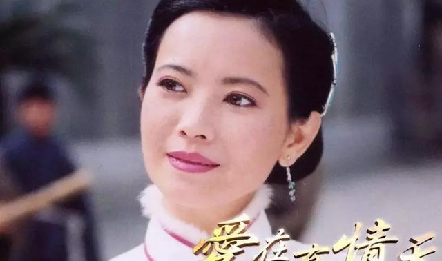 """曾经""""靓绝五台山""""的蓝洁瑛,如今混成了娱乐圈最惨女星"""