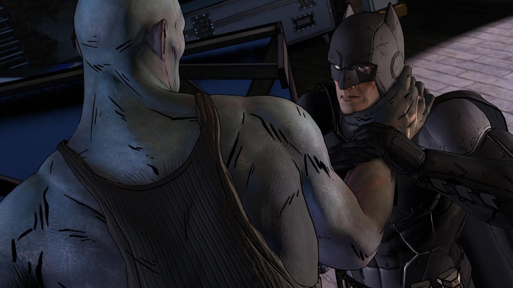 Telltale《蝙蝠侠》第二章新截图公布