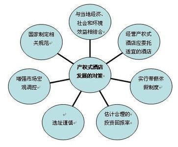管理公司经营,获取投资经营回报以及该物业的增值