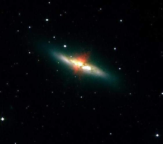 科学家发现亮度超太阳千万倍的奇特天体 -  - 真光 的博客