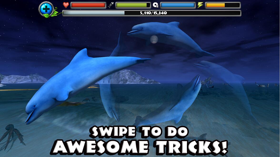 可爱萌萌鲨鱼头像