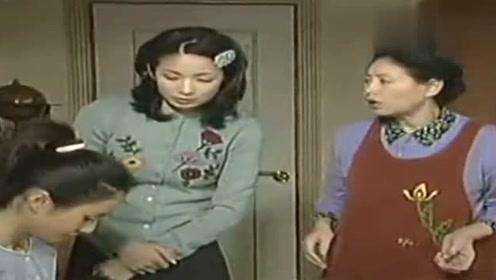 《看了又看》婆婆给银珠端来鲍鱼粥和桃子,教训金珠要用敬语