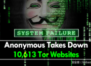 【国际资讯】Anonymous手把手教你20步黑掉20%的暗网网站(含下载)
