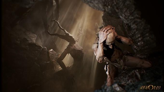 《痛苦地狱》游戏画面