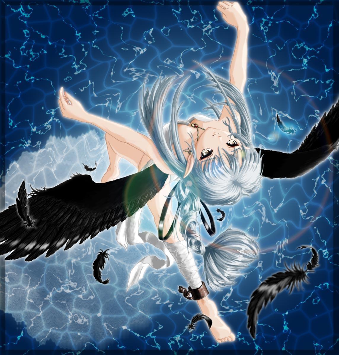 堕落天使高清:你是我心中的天使:天使与龙的轮舞男主