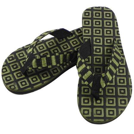 男式时尚舒适人字沙滩拖鞋