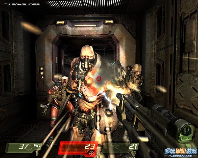 《雷神之锤4》内部设计图片