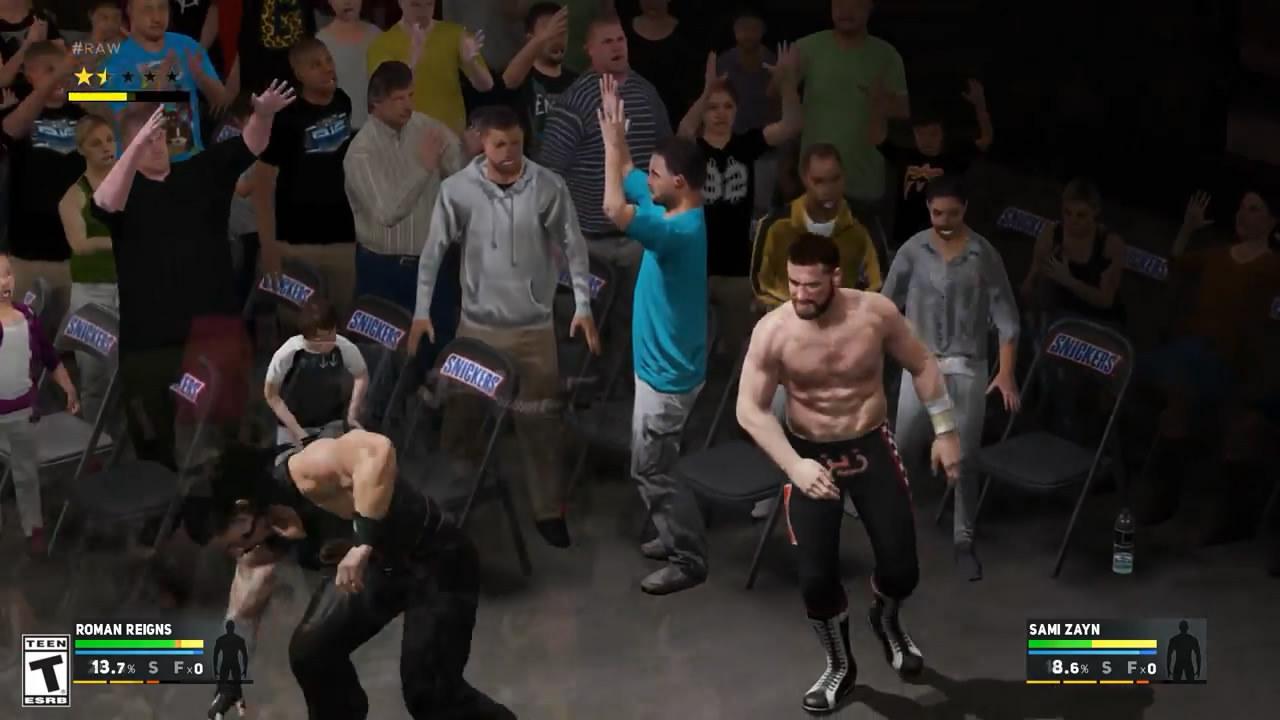《WWE 2K17》新预告曝光