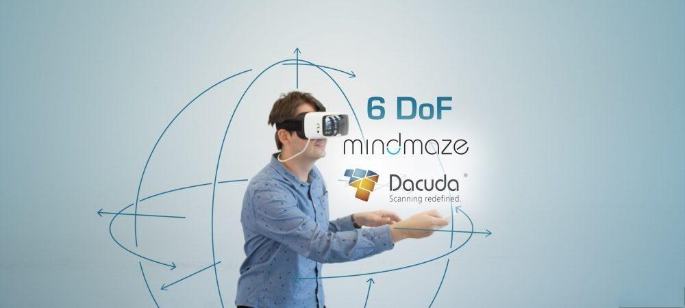移动端VR位置追踪已解决