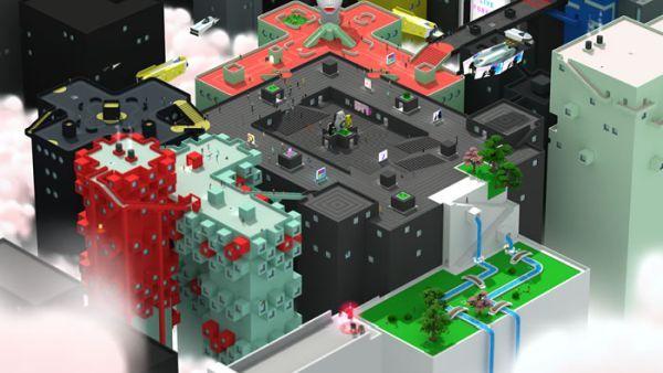 新暗杀动作游戏《Tokyo 42》游戏截图曝光