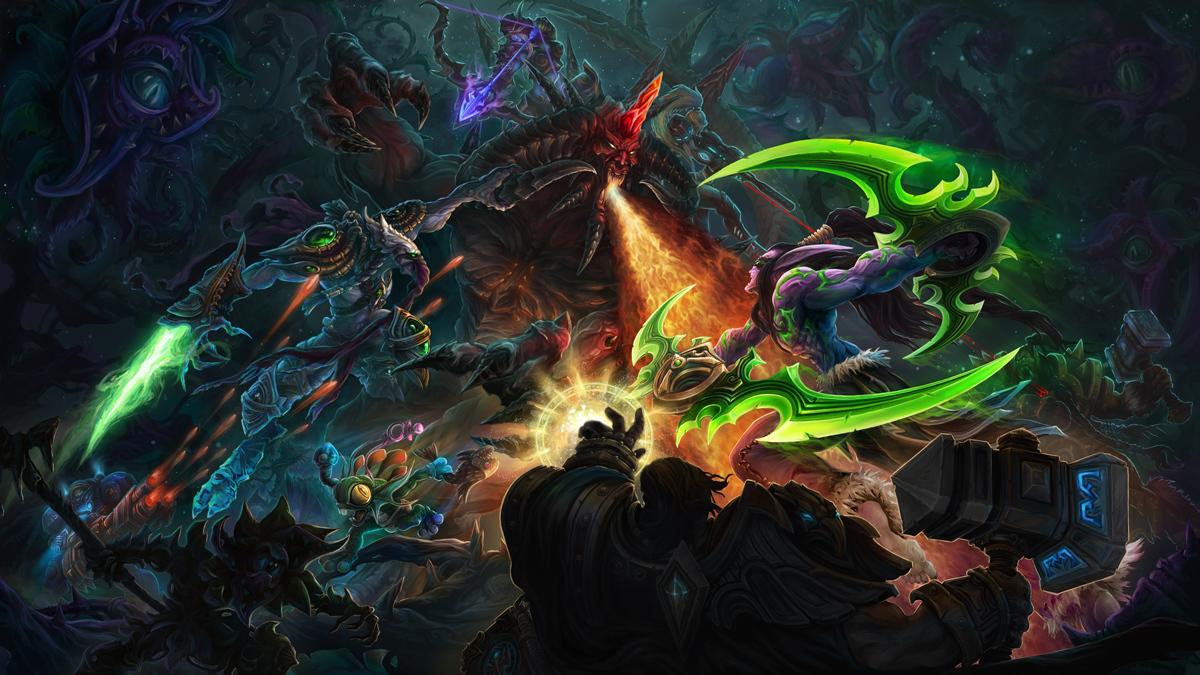 《魔兽世界》7.0军团再临首杀争夺战开始