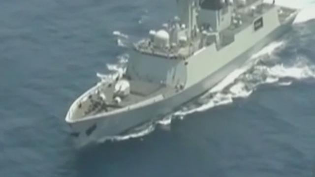 《军情解码》20170710中国军舰进入津轻海峡