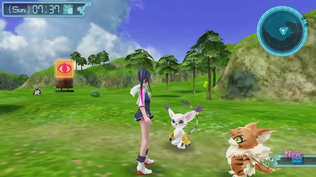 《数码宝贝世界:新秩序》新DLC送新数码兽