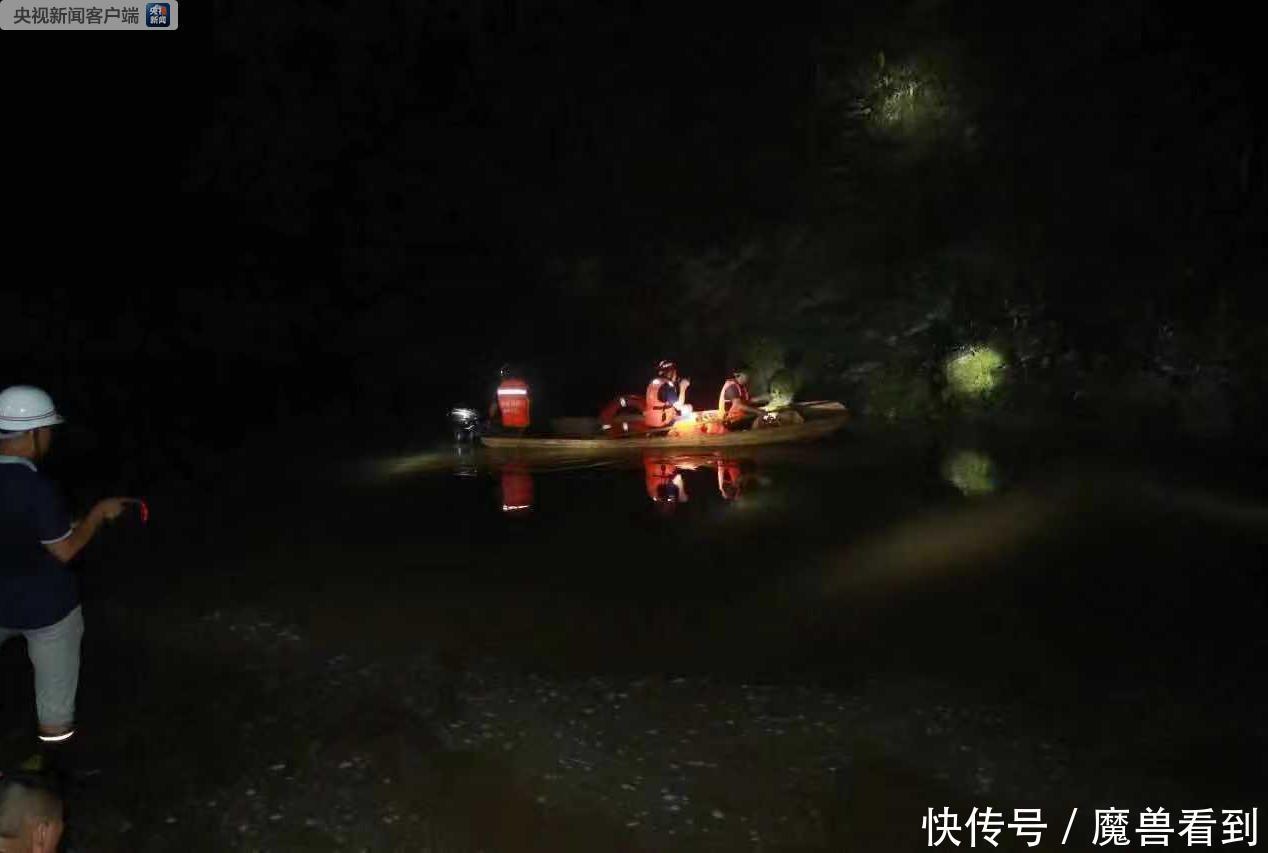 湖北恩施鹤峰突发山洪致7人死亡已救出23人