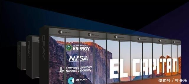 美国再砸6亿美元造E级超算2023年问世,算力抵Top10超算总和!