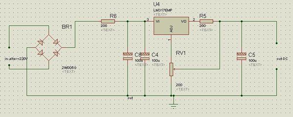 将220v 交流变成46v直流的,直流稳压电源电路图.要求按照 变压,整流,滤波,稳压的过程。(图3)  将220v 交流变成46v直流的,直流稳压电源电路图.要求按照 变压,整流,滤波,稳压的过程。(图5)  将220v 交流变成46v直流的,直流稳压电源电路图.要求按照 变压,整流,滤波,稳压的过程。(图7)  将220v 交流变成46v直流的,直流稳压电源电路图.