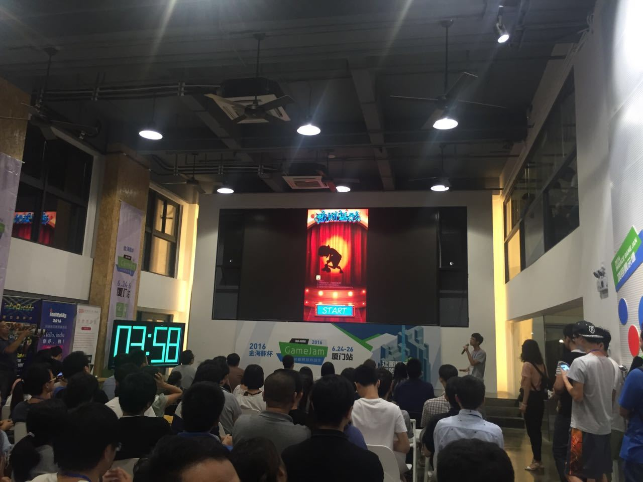 indieACE Game Jam2016圆满落幕