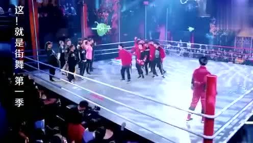 这!就是街舞:易烊千玺亲自登台,瞬间引爆全场!