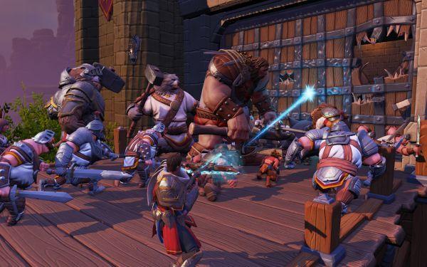 PC/PS4版《兽人必须死:释放》3月末开启β测试