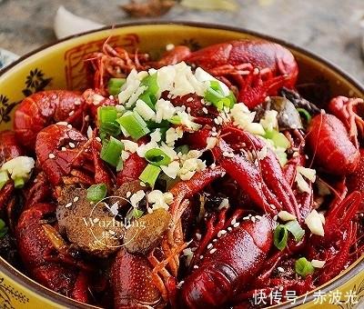 #一人一道拿手菜# 十三香小龙虾