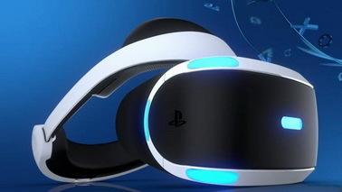 索尼:PSVR大卖出乎意料 将继续加大产量满足需求