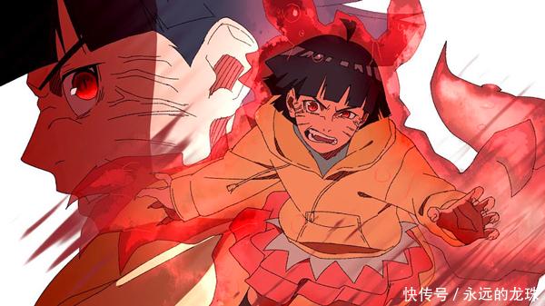 火影博人传:漫画川木,徒弟向日葵,儿子博人,谁反恐cs女儿图片