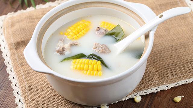 《暖暖的味道》20170227玉米排骨汤