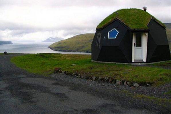 实拍全球那些造型奇葩的住宅,有你梦想中的房子吗?(3)