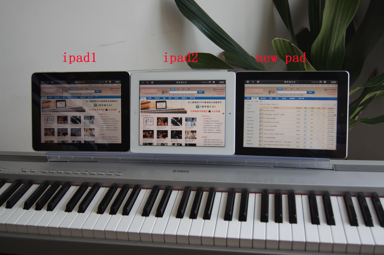 ipad钢琴谱大全