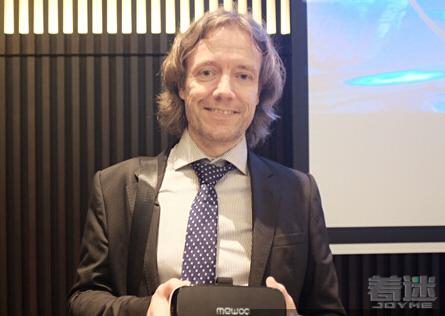 专访北欧巨魔CEO Thor:中国的VR市场比欧洲领先