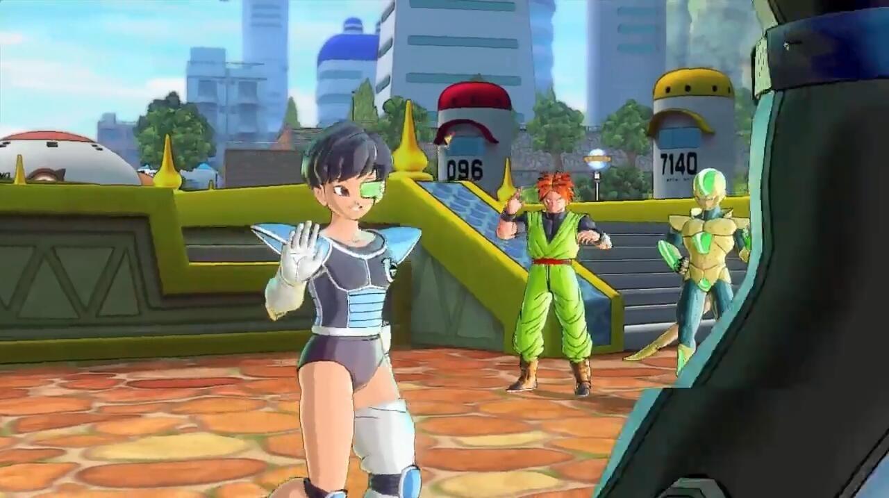 《龙珠:超宇宙2》10月发售