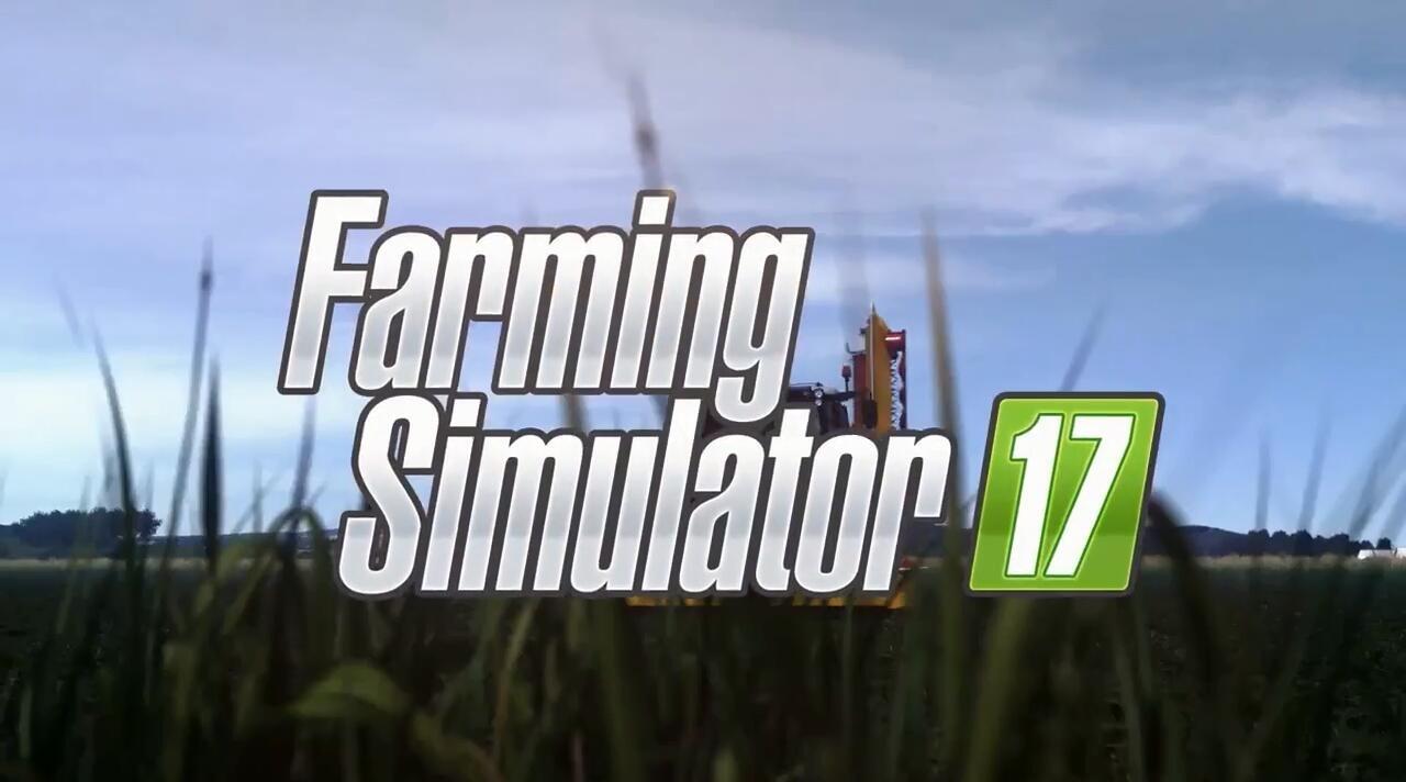 《模拟农场17》10月发售